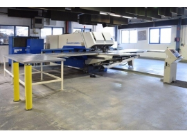 Punch / Laser TRUMPF TC 6000 L - 1600 2.7KW (USED)