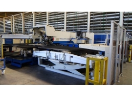 Punch / Laser TRUMPF TC 6000 L - 1600 FMC 3.2KW (USED)