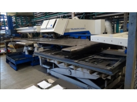 Punch / Laser TRUMPF TC 6000L - 1600 FMC 2.7KW (USED)