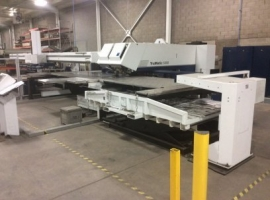 Punch / Laser TRUMPF TC6000L 1600 (USED)