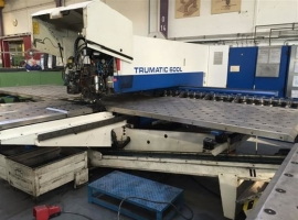Punch / Laser TRUMPF TRUMATIC 600 L - 1600 2.6KW (USED)
