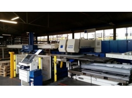 Punch / Laser TRUMPF TC 600 L 1.8KW (USED)