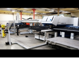 Punch / Laser TRUMPF TRUMATIC 6000 - 1600 FMC (USED)