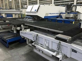 Punch / Laser TRUMPF TRUMATIC 6000 L (USED)