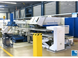 Punch / Laser TRUMPF TRUMATIC 600FMC-1300 (USED)
