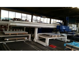 Punch / Laser TRUMPF TC 600L-1300 FMC (USED)