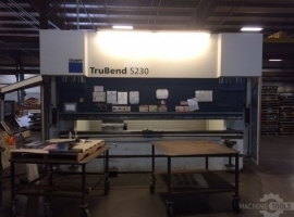 Press brakes TRUMPF TRUBEND 5230 (USED)