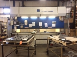 Press brakes TRUMPF TRUMABEND V200 (USED)