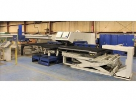 Punch / Laser TRUMPF 6000 (USED)