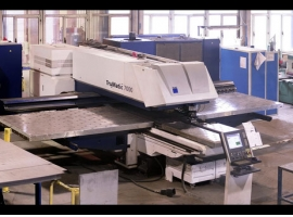 Punch / Laser TRUMPF TRUMATIC TC 7000 (USED)