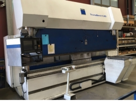 Press brakes TRUMPF TRUMABEND V320 (USED)