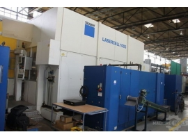 Laser TRUMPF LASERCELL 1005 (USED)