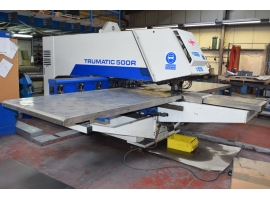 Punch TRUMPF TRUMATIC 500R (USED)