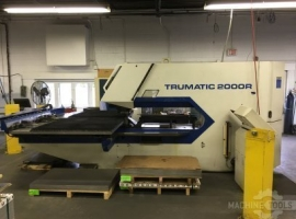 Punch TRUMPF TRUMATIC 2000R (USED)