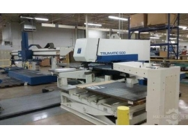 Punch TRUMPF TRUAMTIC 500 ROTATION - 1300 (USED)