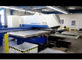 Punch TRUMPF TRUPUNCH 5000 - 1300 (USED)