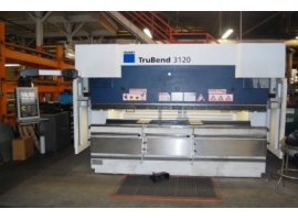 Press brakes TRUMPF TRUBEND 3120 (USED)