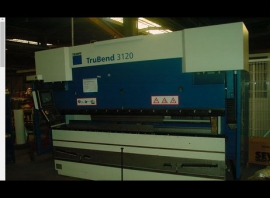 Press brakes TRUMPF 3120 (USED)