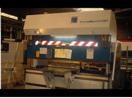 Press brakes TRUMPF V130 (USED)