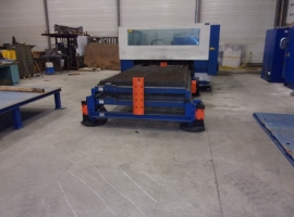 Laser TRUMPF TRUMATIC 3050 (USED)