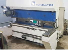 Press brakes TRUMPF TRUMABEND V 130 CNC (USED)