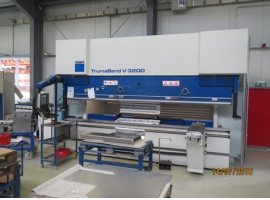 Press brakes TRUMPF TRUMABEND V 3200 (USED)
