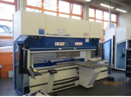 Press brakes TRUMPF TRUMABEND V 1300 (USED)