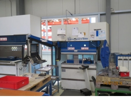 Press brakes TRUMPF TRUMABEND V 500 (USED)