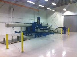 Punch TRUMPF TRUMATIC 500 ROTATION FMC (USED)