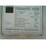 trumpf TRUMATIC ROTATION 120R 1992