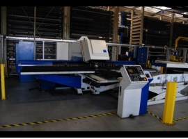 Punch TRUMPF TRUMATIC 5000R - 1300 + TRUMAGRIP (USED)