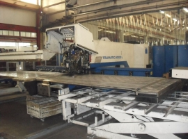 Punch / Laser TRUMPF TC 6000 L (USED)