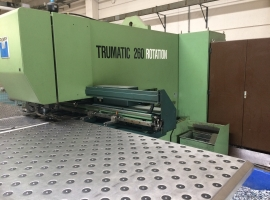 Punch TRUMPF TC260 ROTATION (USED)