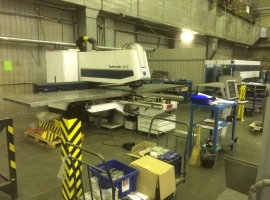 TRUMPF TRUPUNCH 3000 S11 (USED)