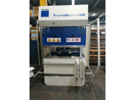 Press brakes TRUMPF V 50 (USED)