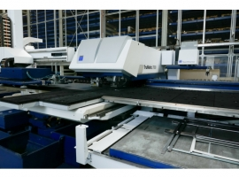 Punch / Laser TRUMPF TRUMATIC 7000 (K02) FMC (USED)