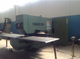 Punch TRUMPF TRUMATIC 240 (USED)