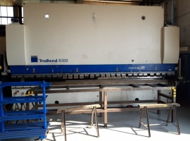 Press brakes TRUMPF 8300 (USED)