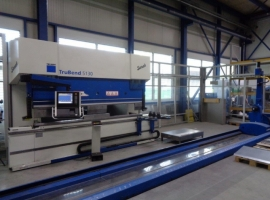 Press brakes TRUMPF TRUBEND CELL 5000 (USED)