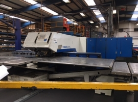Punch / Laser TRUMPF TRUMATIC 6000 (USED)