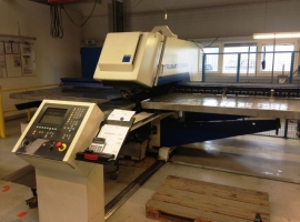Punch TRUMPF TRUMATIC 5000 R (USED)