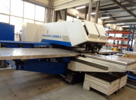 Punch / Laser TRUMPF TRUMATIC 6000 (K01) (USED)