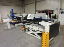 Punch TRUMPF TC 5000- 1300FMC (USED)
