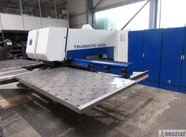 Punch TRUMPF TC 600 L (USED)