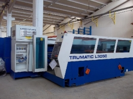 Laser TRUMPF TCL 3050 (USED)