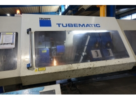 Laser TRUMPF TUBEMATIC (USED)